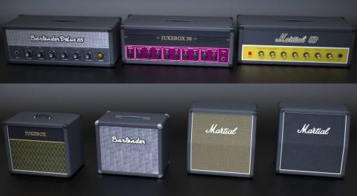 Audified AmpLion 2 Rock Essentials Amps & Cabs
