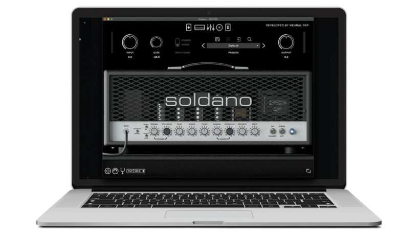 Neural DSP Soldano SLO-100 Suite plugin