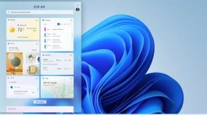 Widgets in Windows 11