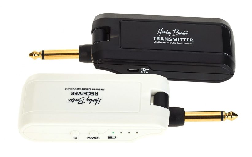 Harley Benton AirBorne 5.8 GHz Instrument