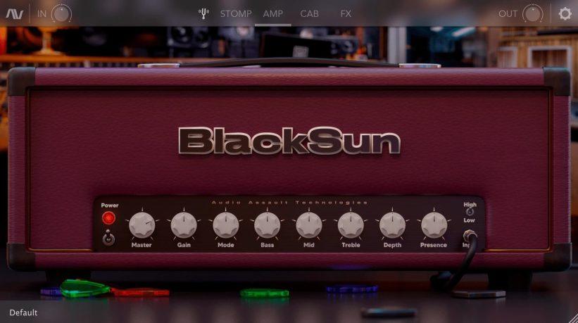 Audio Assault Blacksun