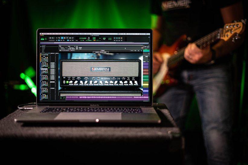 Nembrini Audio BG Extasy Boutique Guitar Amplifier