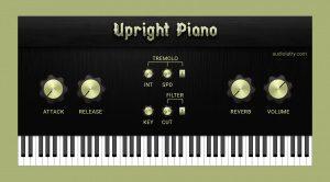 audiolatry Upright Piano