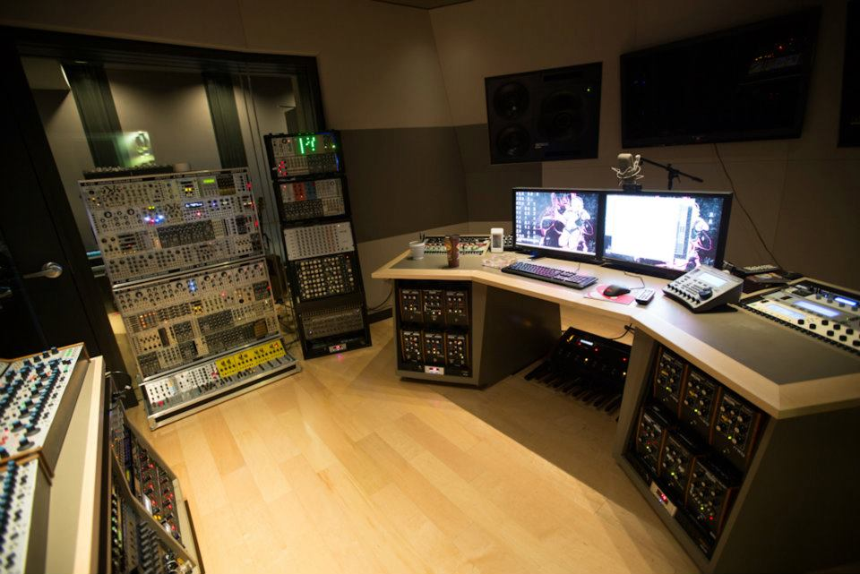 Deadmau5s Studio Build Photos  Gearslutzcom
