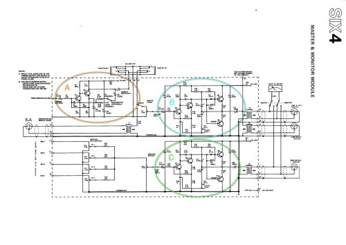 small resolution of looking for advice yamaha pm1000 main summing buss schematic mixer yamaha