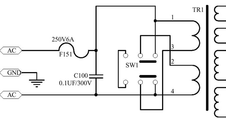 120v Switch Wiring 120V Connection Diagram • Wiring