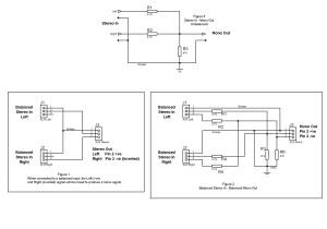 [HELP] Adattatore da 2 RCA (LR) a mono  Pagina 2