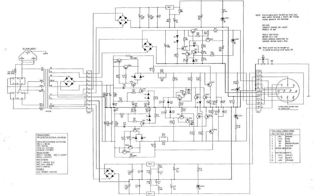 medium resolution of smoke help soundcraft psu psu soundcraft jpg