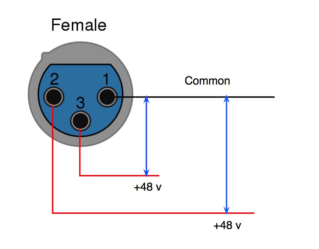 hight resolution of negative value on phantom power supply ok xlr phantom power jpg