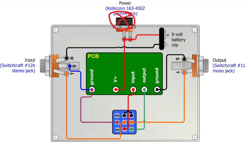 Jack Wiring Diagram Together With Stereo Guitar Output Jack Wiring