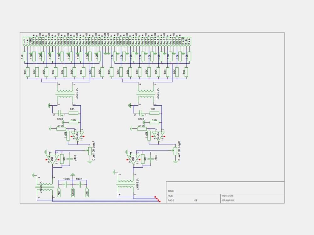 medium resolution of pimp my summing circuit gearslutz friendship bracelet diagrams l r sum wiring diagram