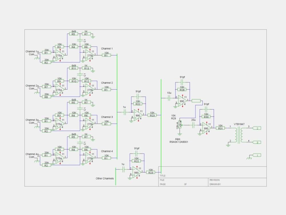 medium resolution of pimp my summing circuit phoenix summing mixer 3 jpg