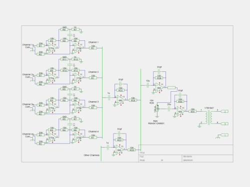 small resolution of pimp my summing circuit phoenix summing mixer 3 jpg