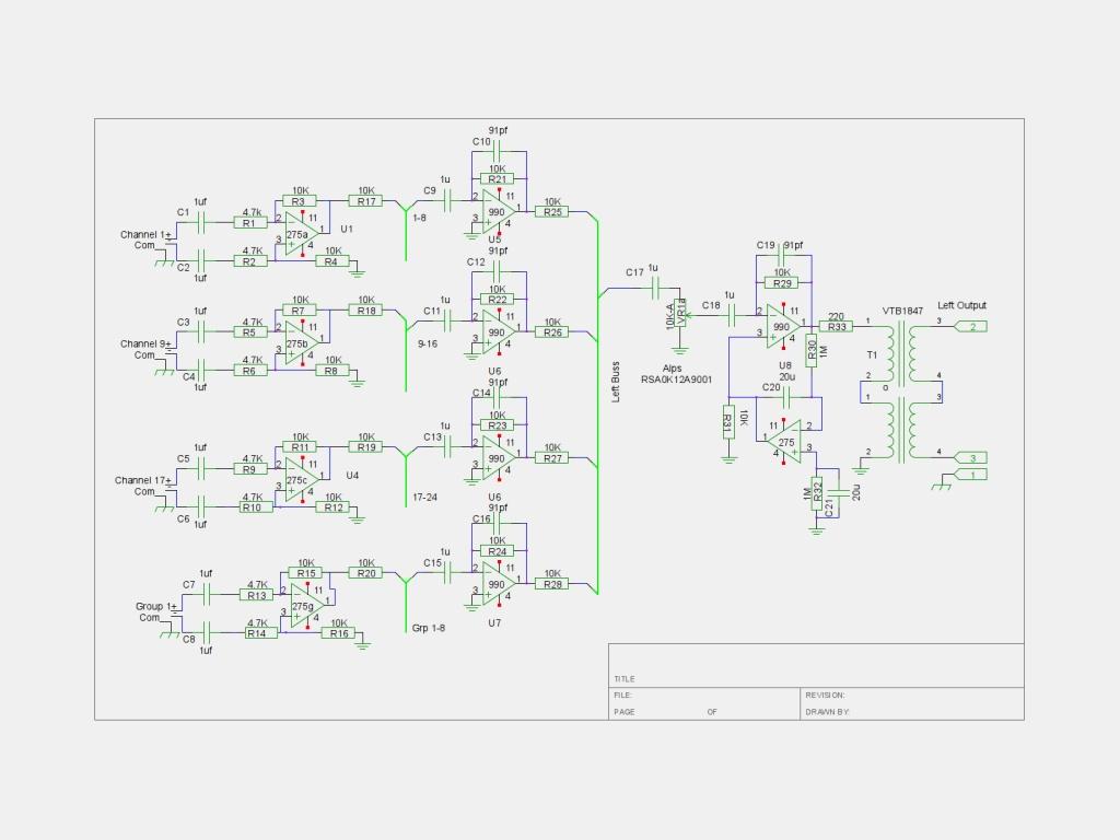 hight resolution of summing box wiring diagram just wiring diagramsumming box wiring diagram wiring diagram technic pimp my summing