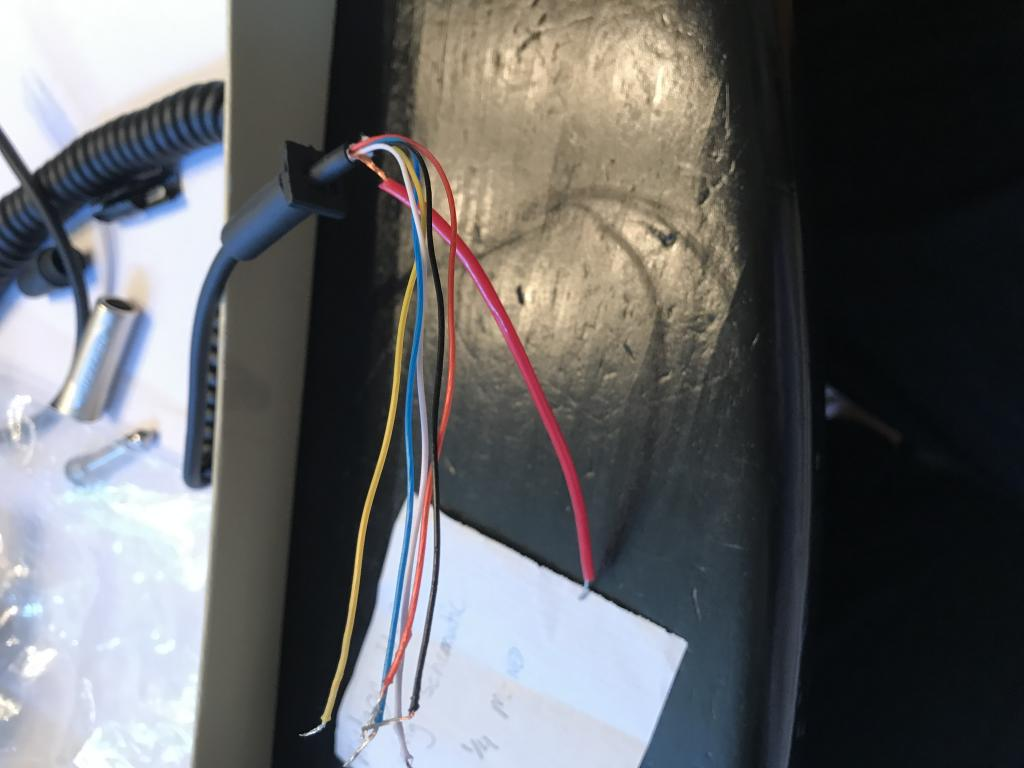hight resolution of  how to wire a cb audio microphone cord for a vintage 4 pin female
