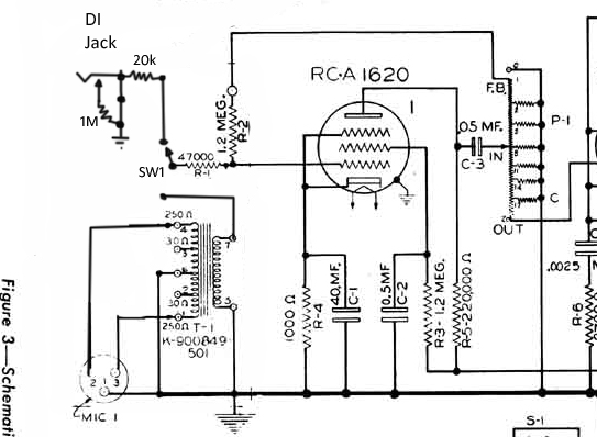 RCA Ba2A Pre amp qestions & answers
