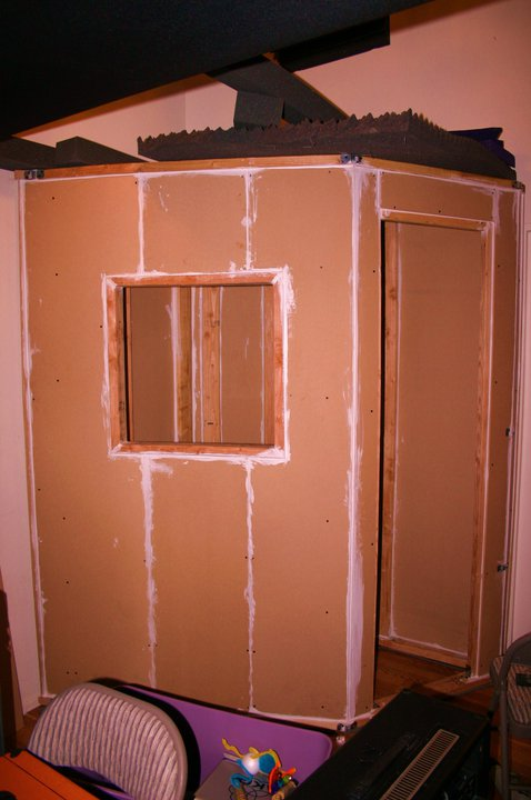 Cool How To Build A Vocal Booth In A Bedroom Bedroom Style Ideas Largest Home Design Picture Inspirations Pitcheantrous
