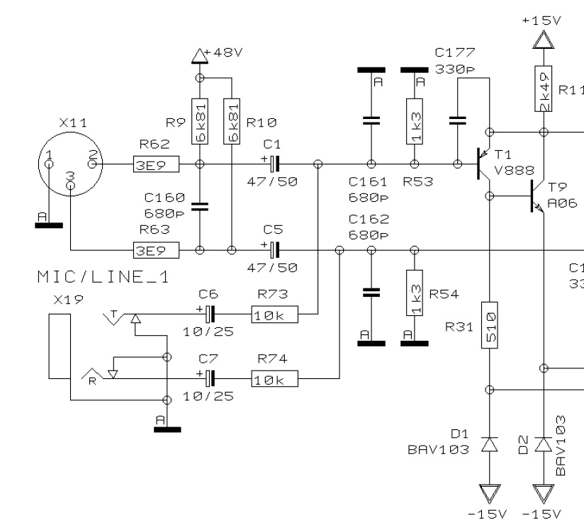 Trs To Xlr Wiring Diagram Http Wwwgearslutzcom Board