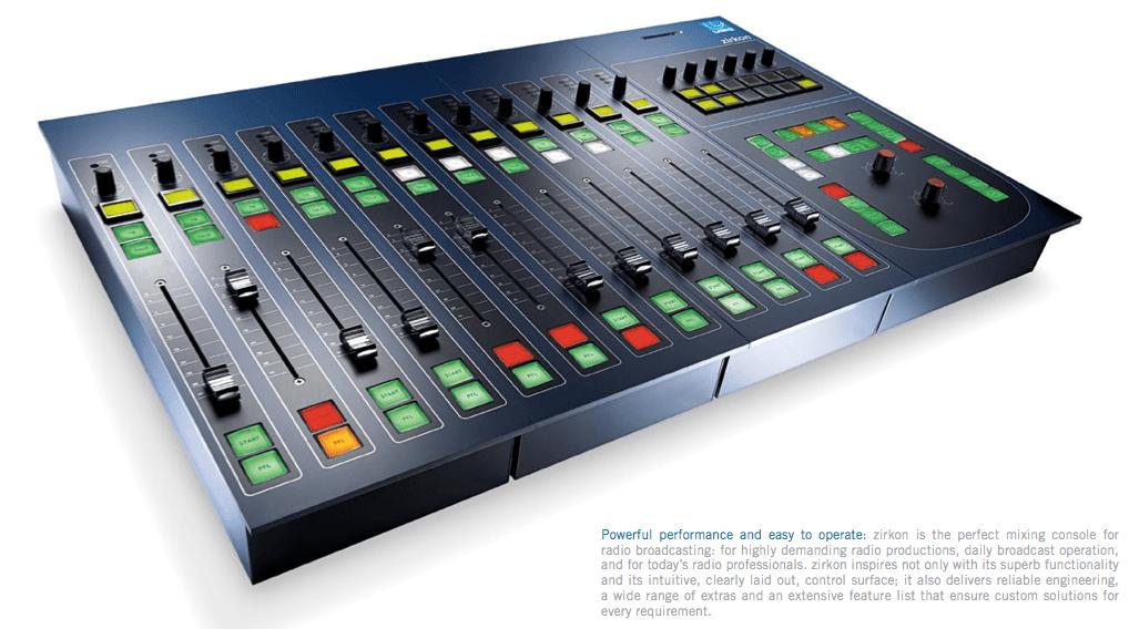 Mac Audio Mixer Hardware