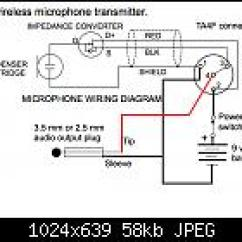 Xlr Connector Wiring Diagram Toilet Repair Ta4f Mini To 3 5mm Adapter Gearslutz Connections Jpg
