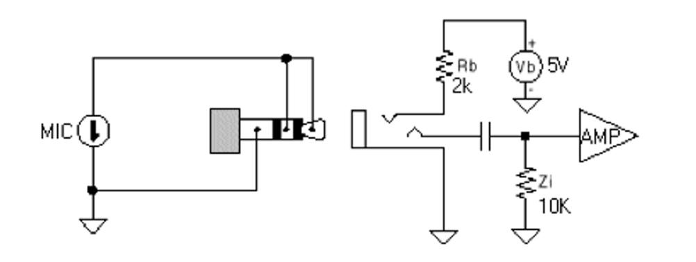 Realistic Cb Mic Wiring Diagram CB Mic Schematic ~ Elsavadorla