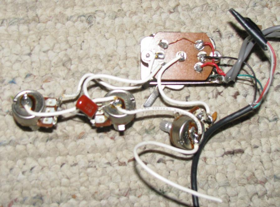 5 Way Switch Strat