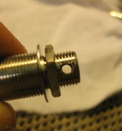 tightening endpin jack on an archtop acoustic img 0338 jpg  [ 1024 x 768 Pixel ]