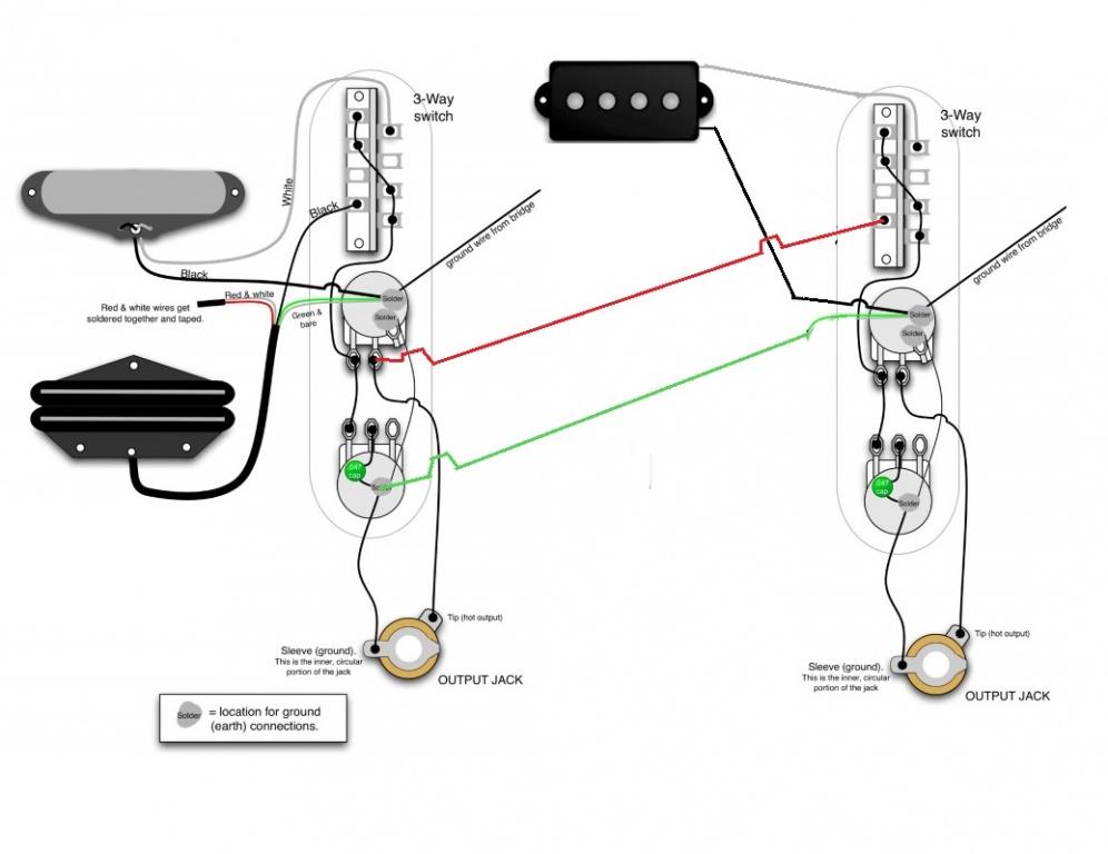 Dimarzio Pickup Wiring EMG Pickup Wiring ~ Elsavadorla