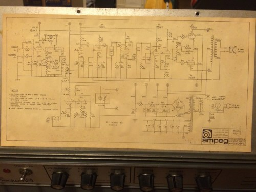 small resolution of how to ground an old guitar amp photo 3 9 48 45