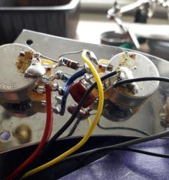 squier jaguar re build wiring and ground issues gearslutz squier jaguar bass wiring diagram squier jaguar wiring [ 1024 x 768 Pixel ]