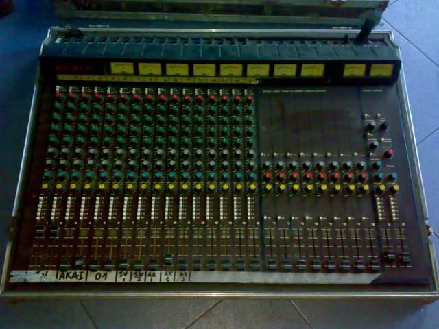 Old Mixing Console ID Please  Gearslutz Pro Audio Community