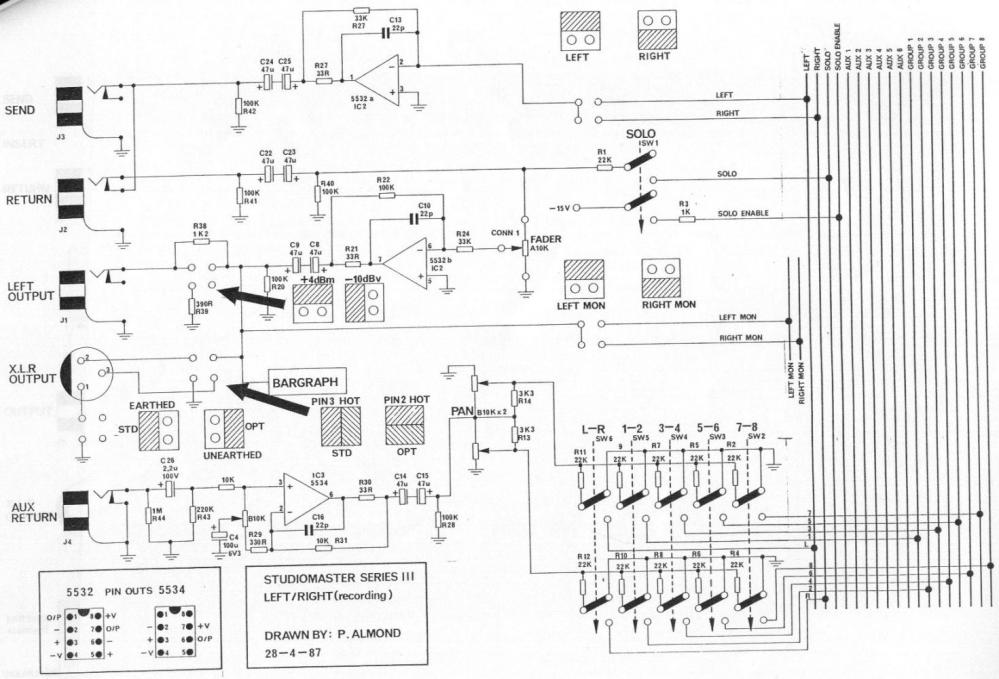 medium resolution of 80 s studiomaster console gearslutz mixing desk schematics