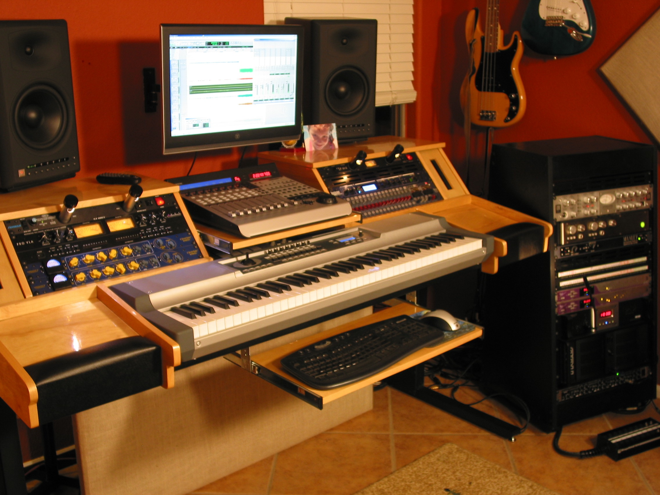 Desks and studio furniture  Best bets  Gearslutz Pro Audio Community