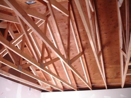 Vaulted Ceiling insulation  Gearslutzcom