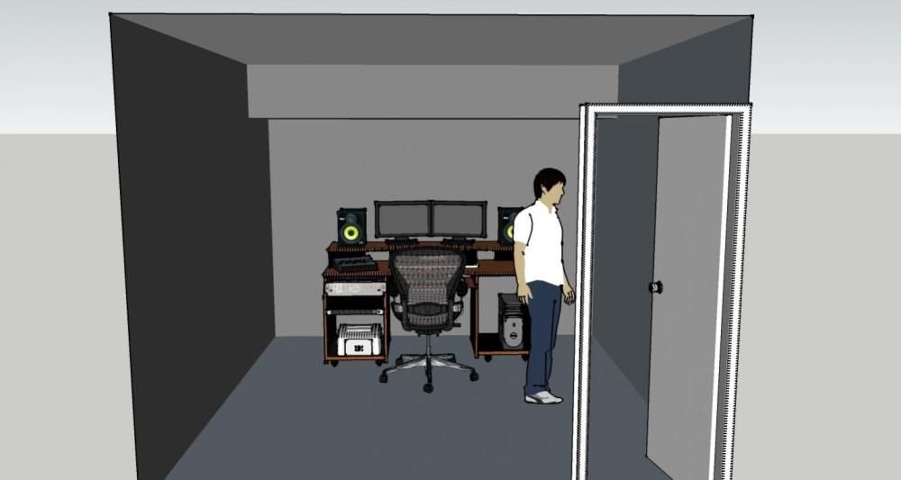medium resolution of help with home studio mixing room layout studio 5 jpg