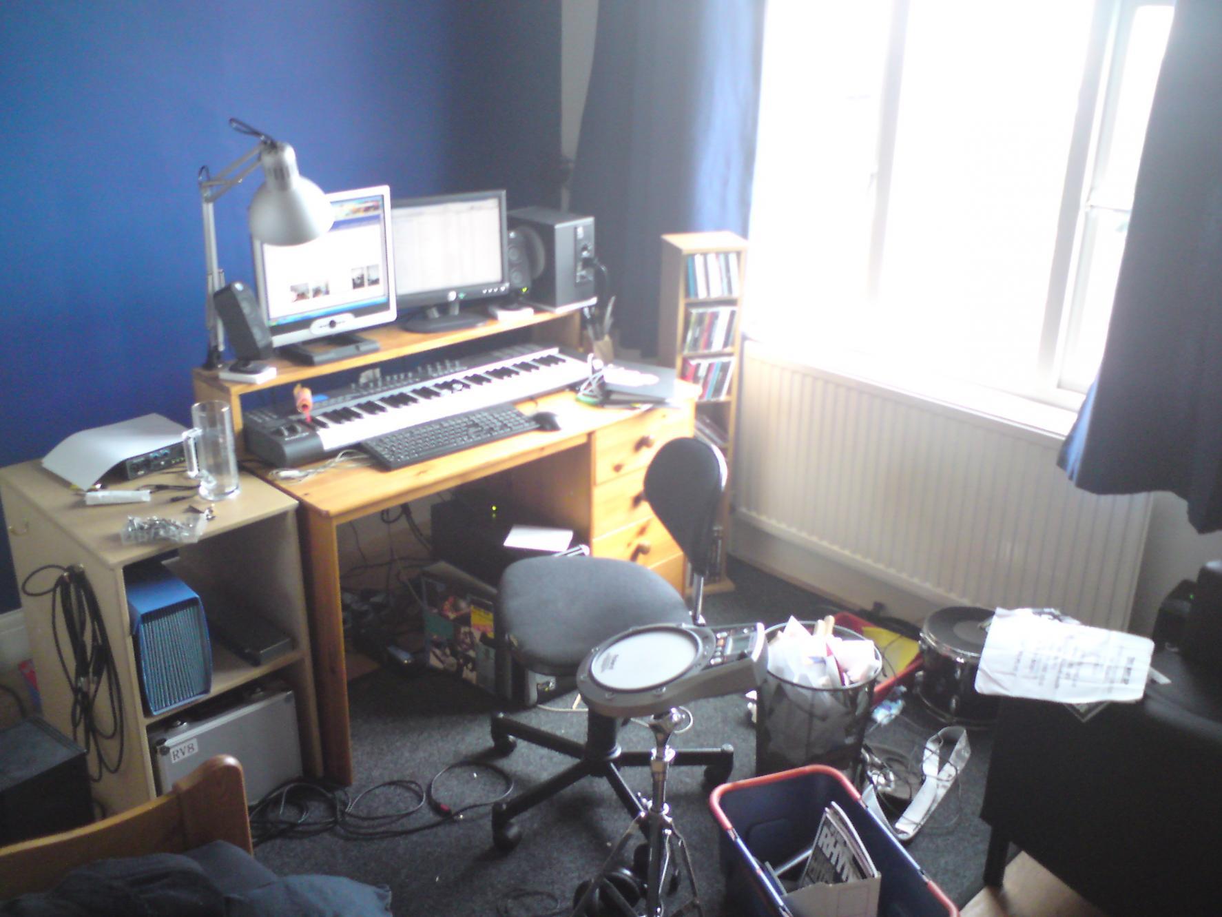 bedroom studio help - gearslutz pro audio community