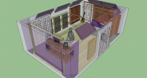 small resolution of  little studio layout ideas and suggestions x ray 2 jpg