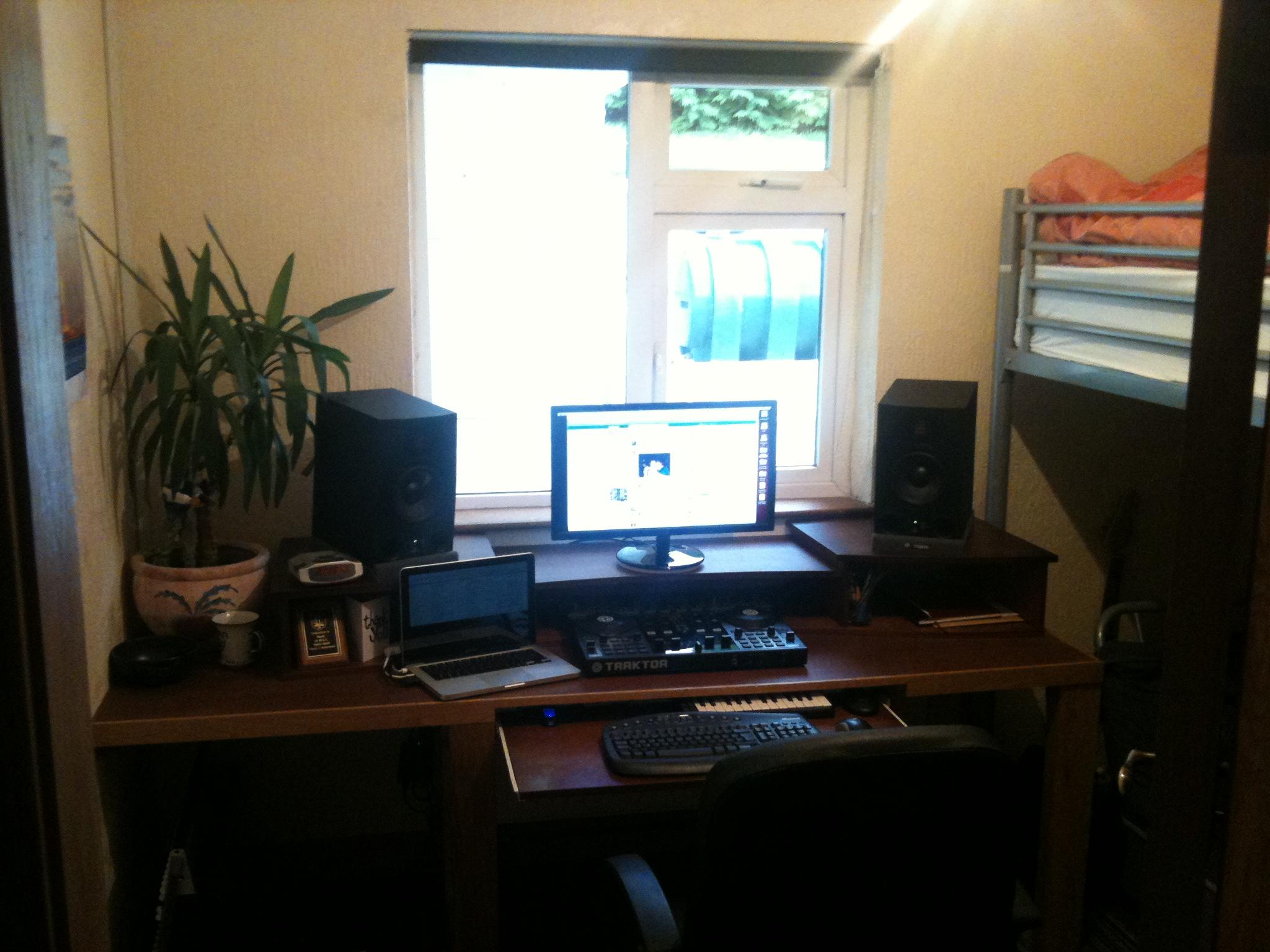 small studio/bedroom treatment advice needed! - gearslutz pro
