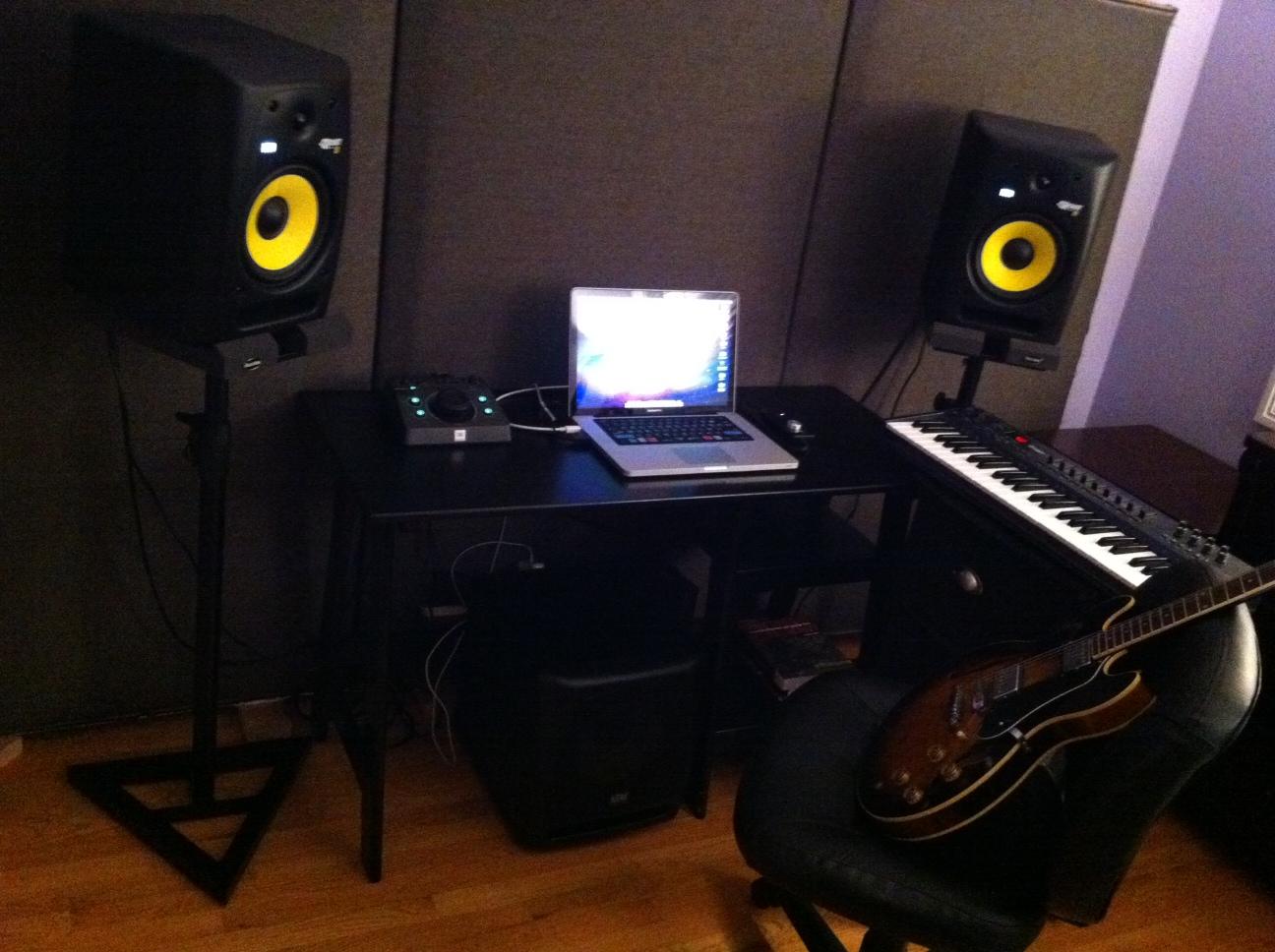 bedroom studio help! - gearslutz pro audio community