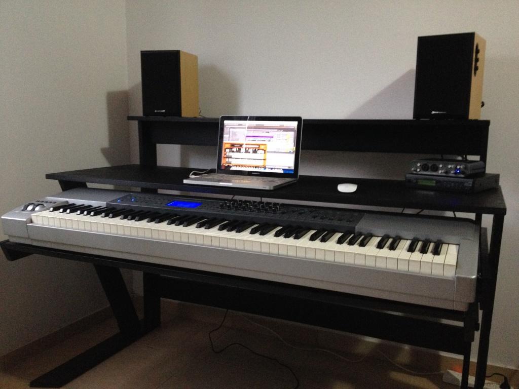DIY Studio DeskKeyboard Workstation under 100  Page 3