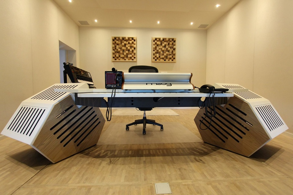 Studio furniture with builtin acoustic treatment  Gearslutz Pro Audio Community