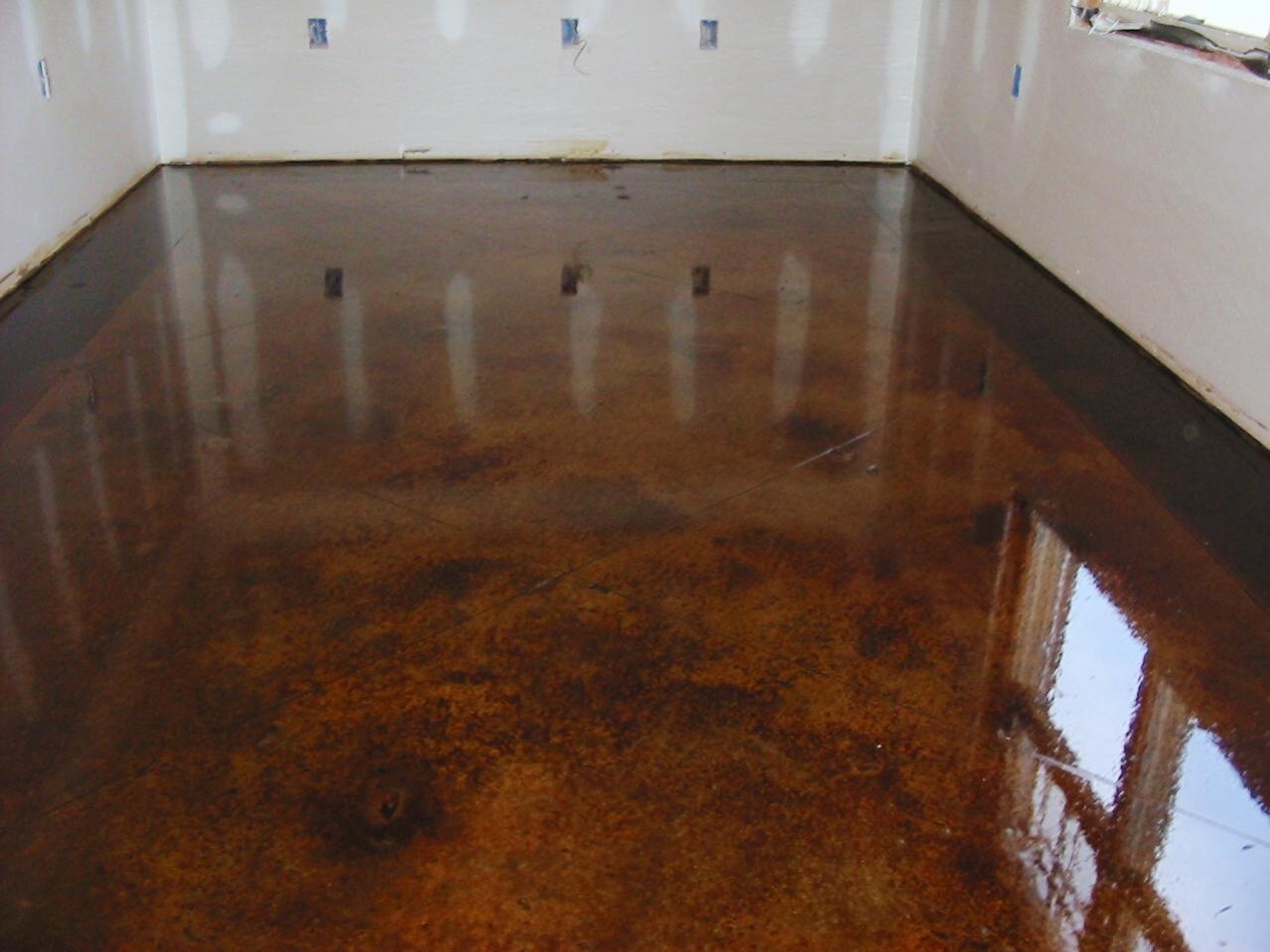 Best Flooring Options for Concrete Garage Floor