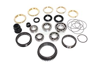 Master Bearing, Seal, Sleeve & Brass Synchro Kit for