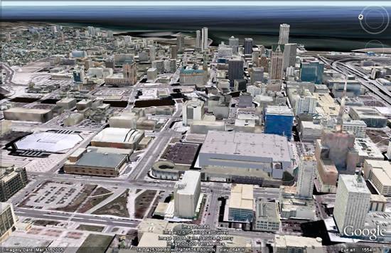 Milwaukee in 3D