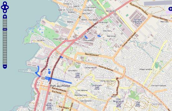 Open Route Service