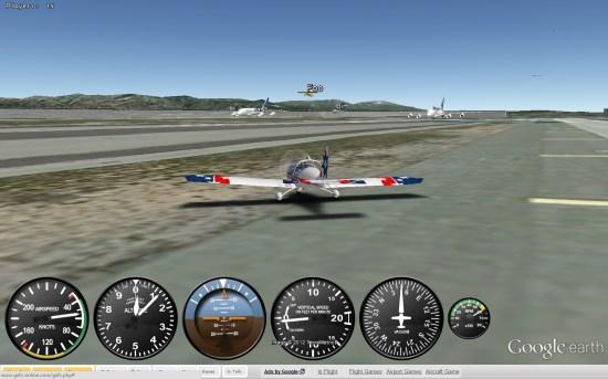 The Google Earth Flight Simulator - Google Earth Blog