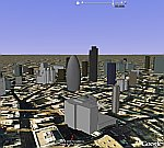 Londong Buildings Time Animation in Google Earth