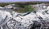 Matterhorn in Google Earth