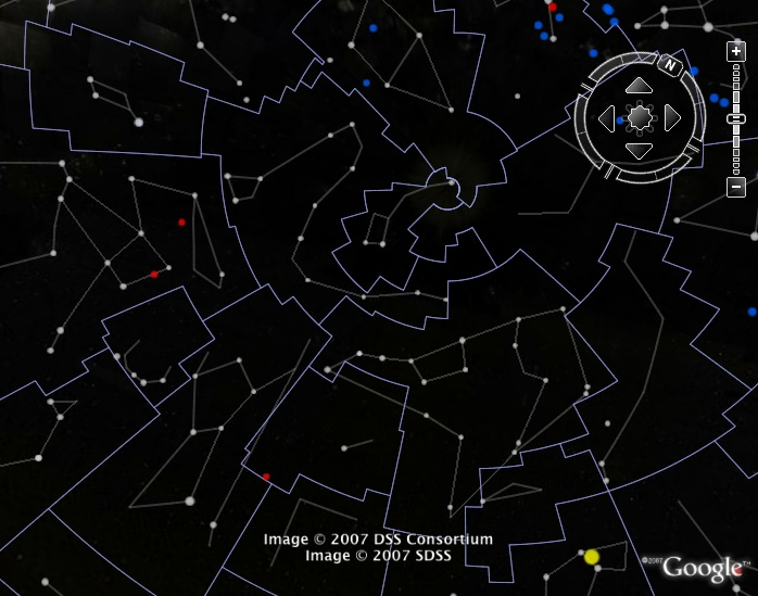 014e7337abe7 Constellation Borders for Sky - Google Earth Blog