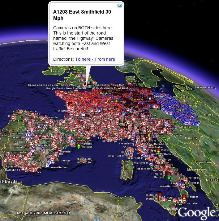 More 3D buildings in Google Earth